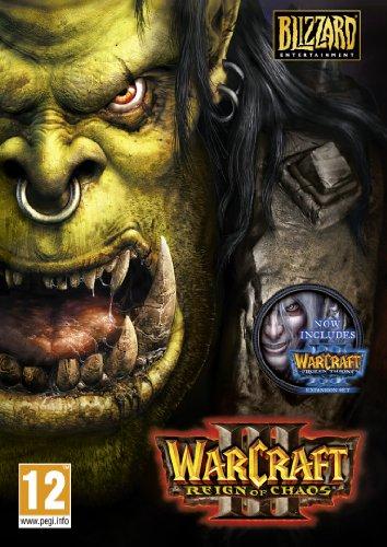 Warcraft 3 - Gold Edition (PC DVD) [Edizione: Regno Unito]