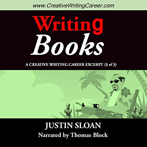 Writing Books: A Creative Writing Career Excerpt Titelbild