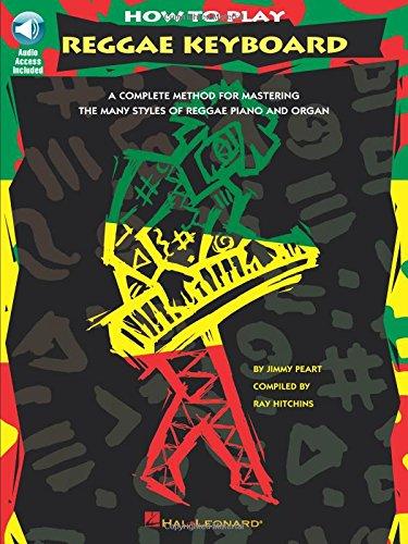 How To Play Reggae -Keyboard Book & CD-: Noten, CD für Klavier, Orgel