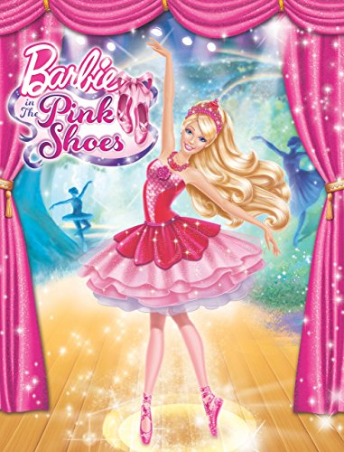 Barbie in the Pink Shoes (Barbie) (a Big Golden Book) (English Edition)