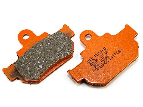 EBC-Brakes British Made Semi-Sintered V-Pads