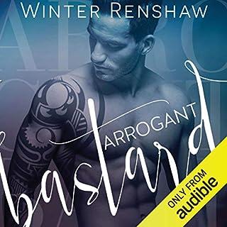 Arrogant Bastard audiobook cover art