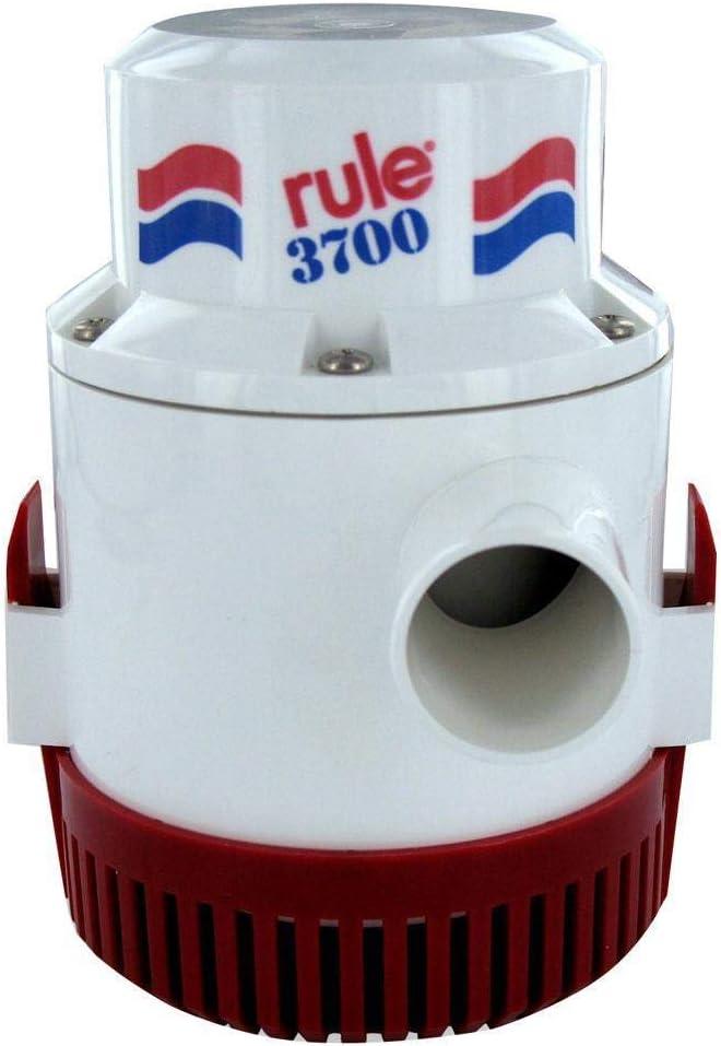 Rule 3700 GPH Non-Automatic Bilge Pump - 32v