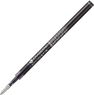 コクヨ ペン 選べるボールペン エラベルノ インク エアリーゲル 0.7 黒 PRR-EG7D 【まとめ買い10本セット】