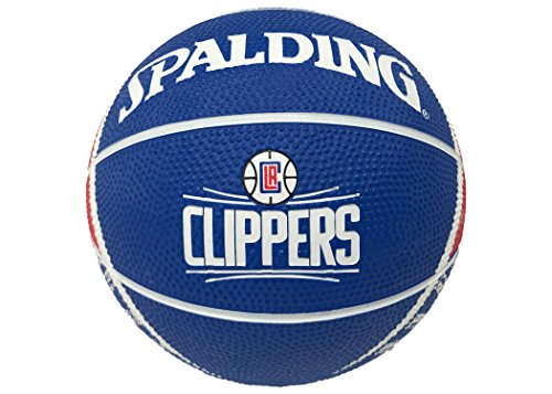Game Master NBA Los Angeles Clippers Mini Basketball, 7-inches