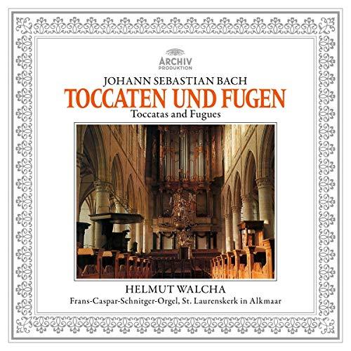 Bach, J.S.: Toccata And Fugue, BWV 565; BWV 540; BWV 538 &...