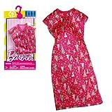Barbie Sommer Kleid rot Mattel DWG12 | Trend Mode Puppen-Kleidung -