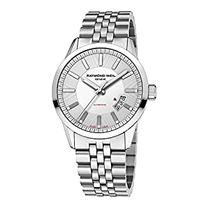 Raymond Weil Freelancer Men's Automatic Watch 2730-ST-65001 Find Prices and Buy NOW!!! and review image