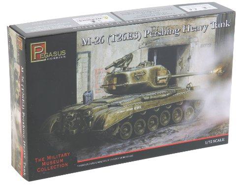 Pegasus 7505–1 pG II (72/wW t26E3 m26 Pershing Heavy Tank)