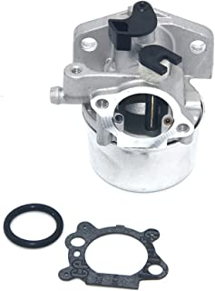 CROSYO Carburateur 1pc pour Briggs & Stratton 790845 799871 799866 796707 79407 794304 Tondeuse à Gazon quantique Toro Cra...