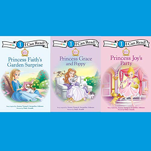 The Princess Parables Collection cover art