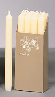 12/unit/és Cereria de Giorgio risth/ò Bougies Coniques pour bougeoir Cire Lilas 2.2/x 30/cm