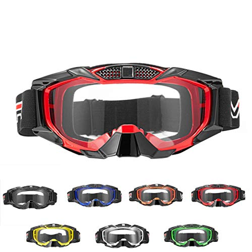 SOWUNO Cycling Goggles Bendable Windproof Fog Proof Snow Goggles Sports Goggles Motorcycle Goggles for Outdoors