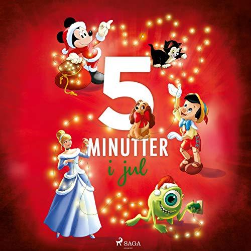 Fem minutter i jul cover art