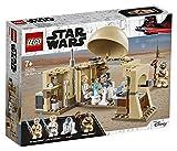 LEGO75270StarWarsCabañadeOBI-WANJuguetedeConstrucciónconAnakinSkywalker,OBI-WANKenobi,R2-D2yBandidoTusken