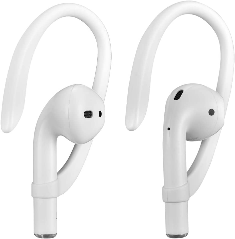 earbuds models that come with ear hooks |  How Do You Keep Your Headphones from Falling Out While Running?