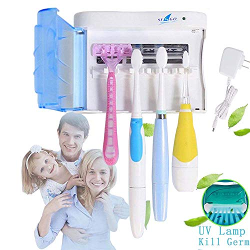 Best toothbrush wall mount uv for 2020