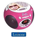 Lexibook Barbie Stereo Radio & CD-Player pink - 5