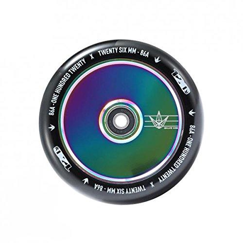 Rueda Blunt para patinete de 120mm, Oil Slick