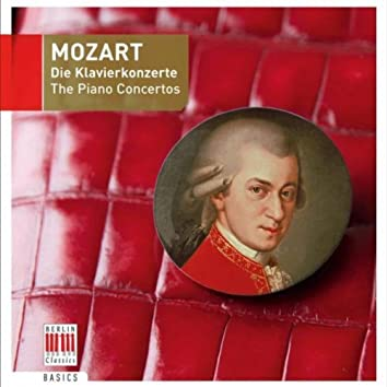Mozart: The Piano Concertos & Rondos