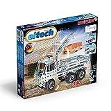 'eitech 00301–Construcción de metal (Camión con Remolque/de ladre grúa ' , color/modelo surtido