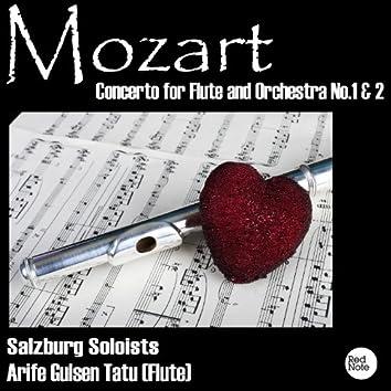 Mozart: Flute Concerto No.1 & No.2