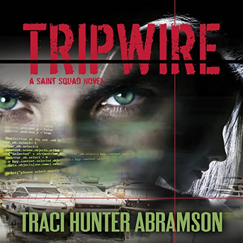 Tripwire audiobook cover art