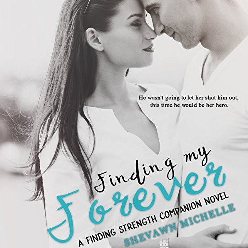 Finding My Forever audiobook cover art