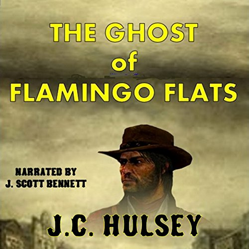 The Ghost of Flamingo Flats audiobook cover art