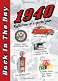 1940 Back In The Day - 24-page Greeting Card / Booklet with Envelope