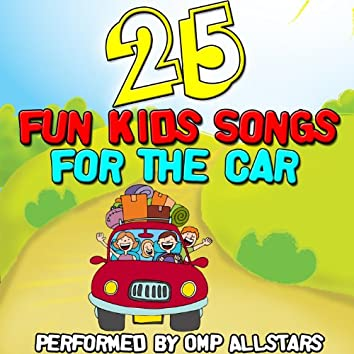 25 Fun Kids Songs for the Car