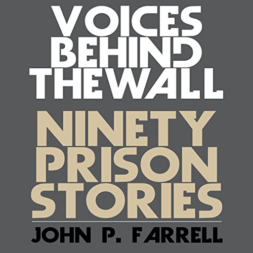 Voices Behind the Wall audiobook cover art