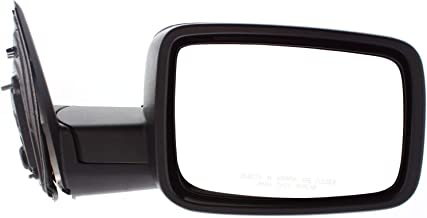 Mirror For 2011-2012 Ram 1500 2009 Dodge Ram 1500 Passenger Side