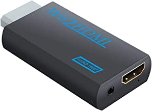 Wii to HDMI Converter Adapter, Sartyee Wii to HDMI 1080P...