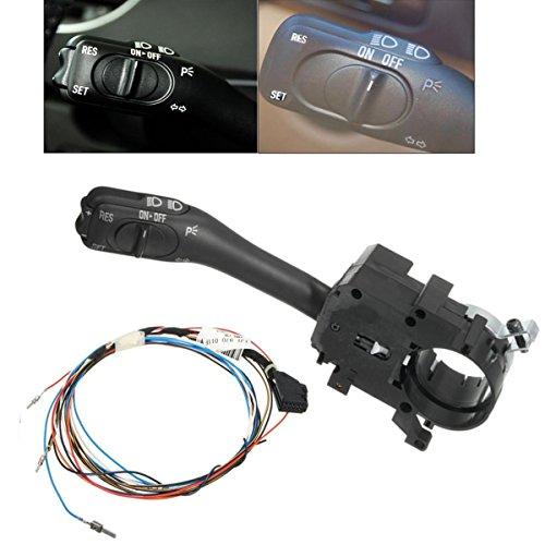 TUINCYN Système de contrôle de volant régulateur de vitesse de + Harnais pour ensemble de kit de moto Compatible