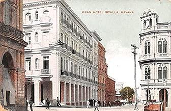 Sevilla Havana Cuba