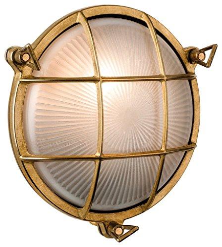 First Light Products 3434br 42 W nauticwall/Plafonnier encastré, Golden