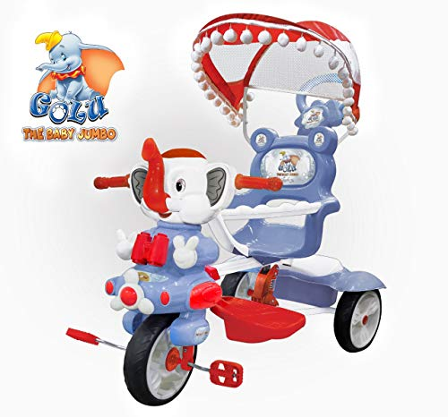 Toyzone Golu - The Baby Jumbo Tricycle
