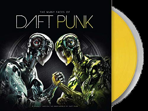 The Many Faces Of Daft Punk (Vinyl Yellow Clear)