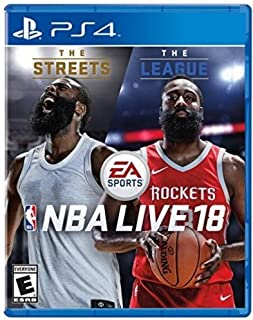 Electronic Arts NBA LIVE 18: The One Edition - PlayStation 4 Original Version