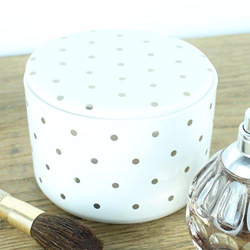Boutique en céramique Pot de coiffeuse