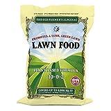 The Old Farmer's Almanac Lawn Food Fertilizer, 5,000 sq. ft.