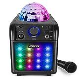 Karaoke Machines With Disco Lights