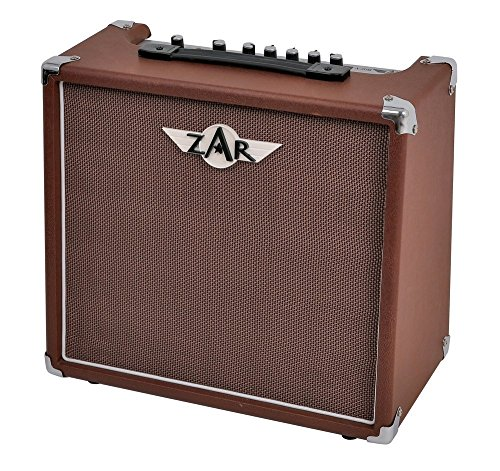 Zar A-20R REVERB Acoustic Guitar Amplifier Speaker, 6-Inch