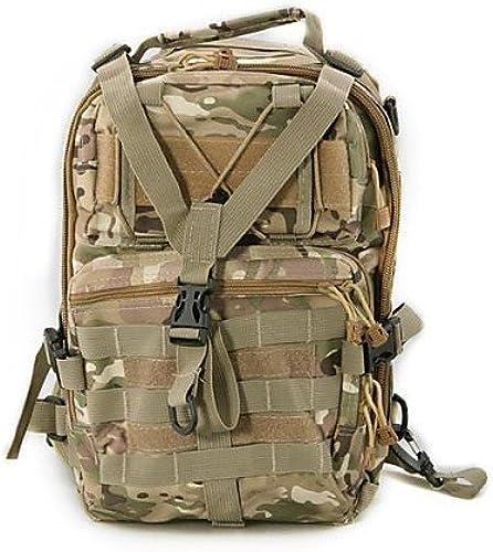 GXS GH extérieur tactique militaire Camping Sac à dos Sac à dos de transport EDC tous les jours