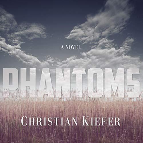 Phantoms audiobook cover art