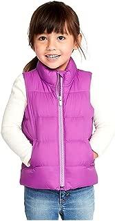 Frost-Free Vest for Toddler Girls!