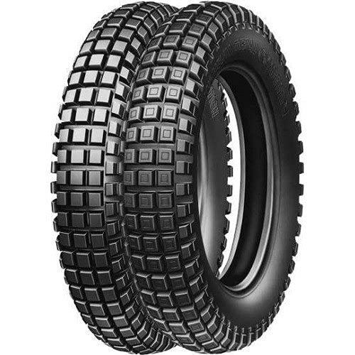 Michelin 74155 Neumático Trial Competition 2.75/ -21 45M para Moto, Verano