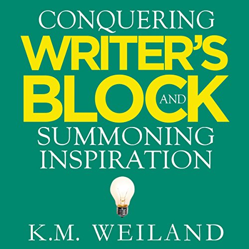 Conquering Writer's Block and Summoning Inspiration     Learn to Nurture a Lifestyle of Creativity              By:                                                                                                                                 K.M. Weiland                               Narrated by:                                                                                                                                 Sonja Field                      Length: 1 hr and 45 mins     129 ratings     Overall 4.5