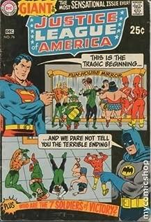 Justice League of America #76 (Justice League of America, Volume 1)